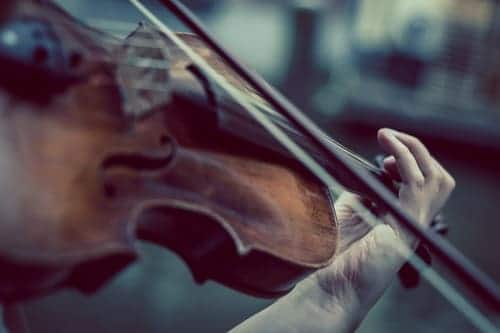 extraescolares si o no violin