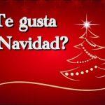 ¡Navidad! ¿Te gusta o estás deseando que pase?