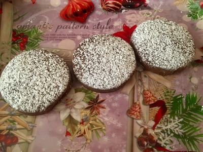 receta mantecados chocolate