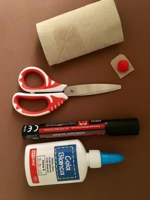 manualidades navideñas materiales