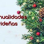 3 manualidades navideñas fáciles y divertidas