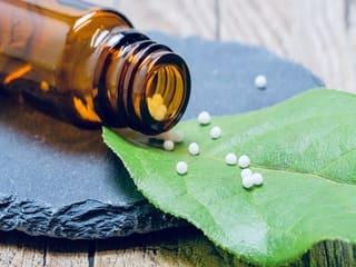 homeopatía gránulos