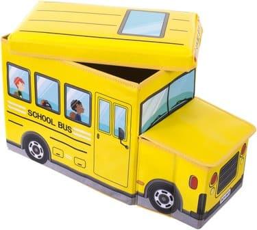 ordenar juguetes autobus