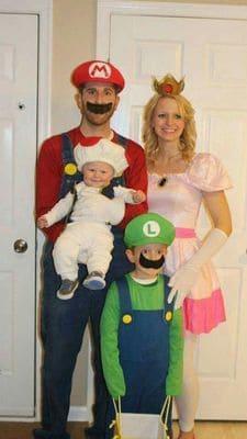 disfraces-familia-super-mario