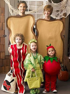 disfraces-familia-sandwich