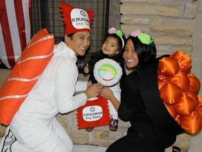 disfraces-familia-sushi