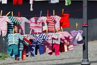 ahorrar ropa niños