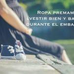 Ropa premamá: ¿vestir bien y barato durante el embarazo?