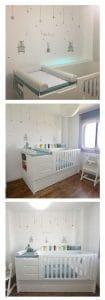 decorar habitación bebe