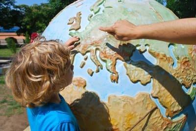 destinos turísticos para viajar con niños