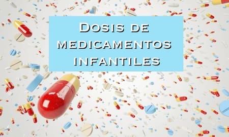 calcular dosis medicamentos infantiles