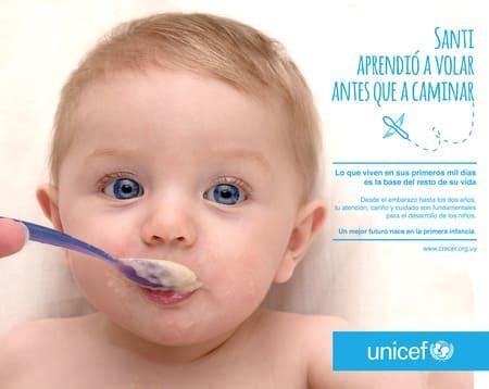 primeros 1000 días Unicef