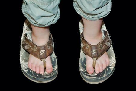zapatos niños talla acertar