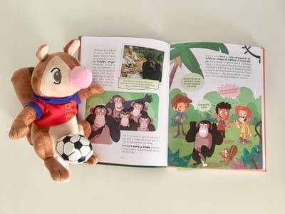 rasi y otros superheroes libros para niños primaria