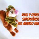 Rasi y otros superhéroes del mundo animal: reseña