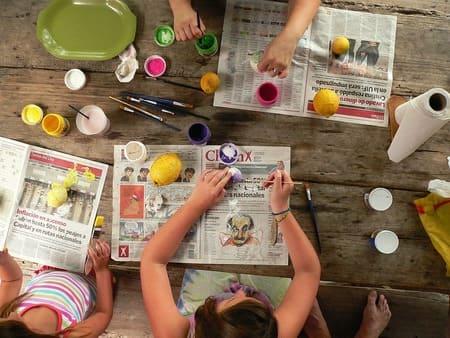 actividades para hacer en verano con niños