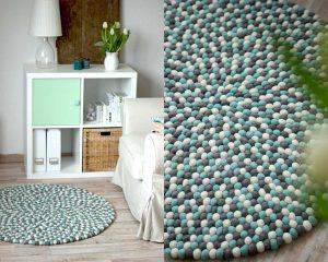 alfombras artesanales personalizadas