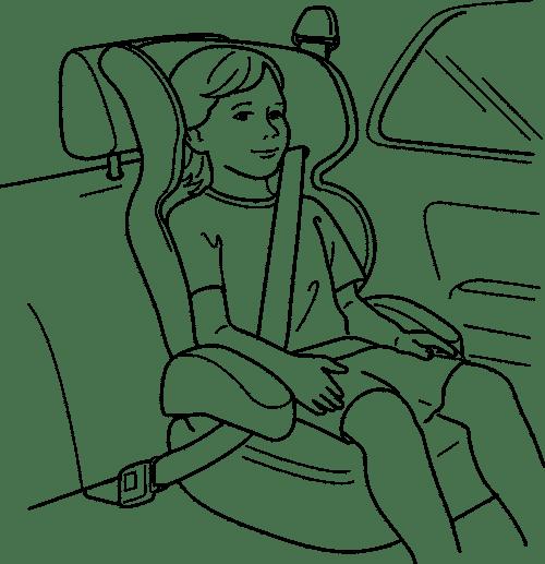 sillas para coche de niños