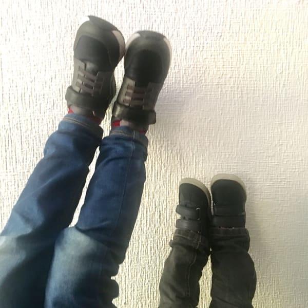 como elegir un buen calzado para niños