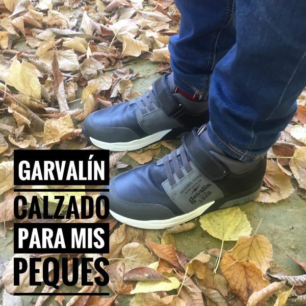 Garvalín calzado infantil