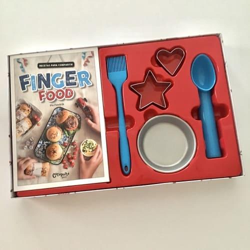 finger food recetas para compartir