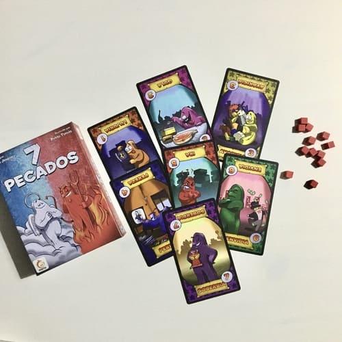 7 pecados juego de cartas