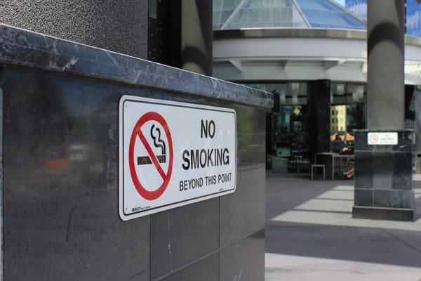 tiempo límite para dejar de fumar en embarazo