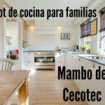 Robots de cocina para familias: Mambo de Cecotec
