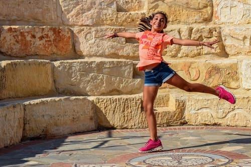 beneficios baile en niños
