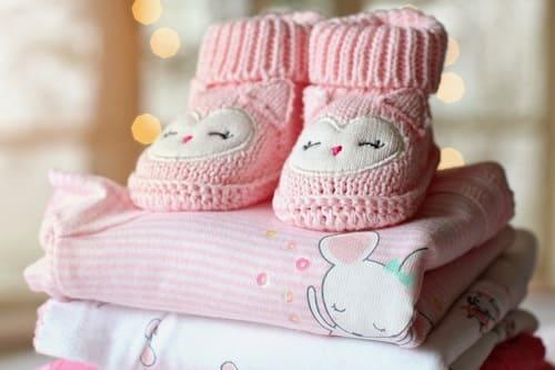 conjunto primera puesta bebé