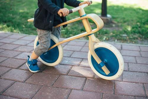bici sin pedales para niños