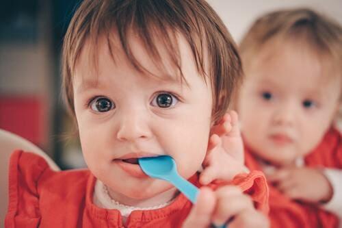 cuchara para bebes