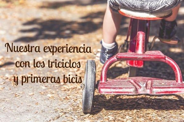 triciclos y bicis experiencias