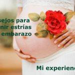 Cómo evitar las estrías en el embarazo