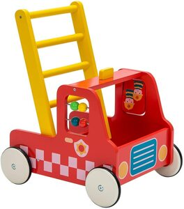 andador madera bombero