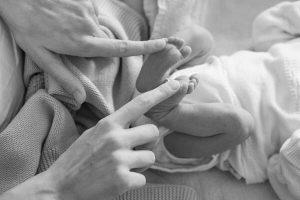 masajes para niños
