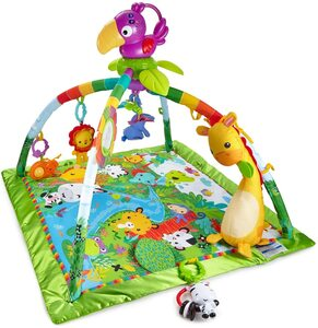 alfombra actividades para bebes