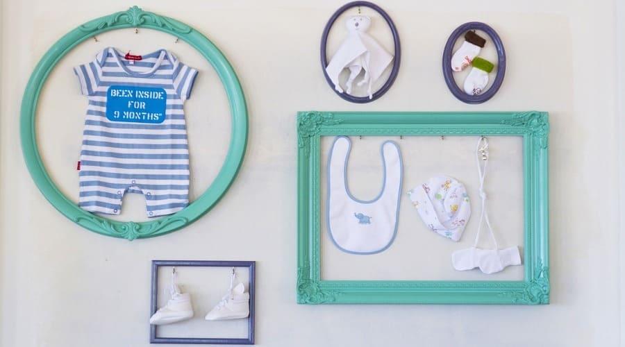 ideas de regalos personalizados para bebés y recién nacidos