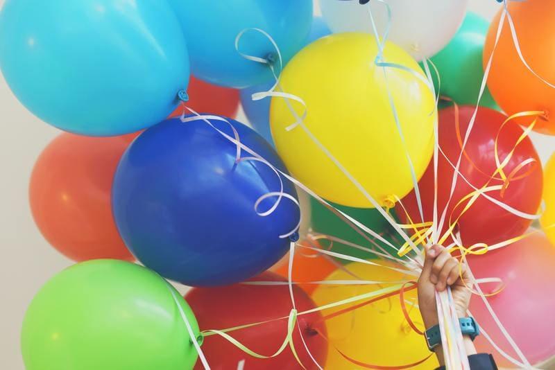 globos decoracion fiesta infantil