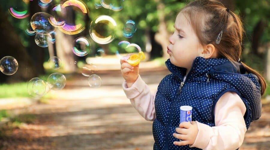actividades divertidas para niños de 3 años en casa