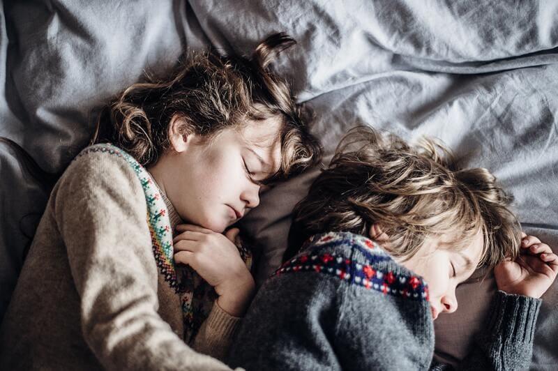 ayuda para dormir niños