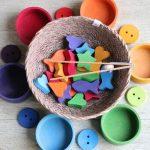 Juguetes Montessori para niños de 1 año