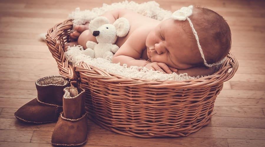 canastillas personalizadas para bebe regalo