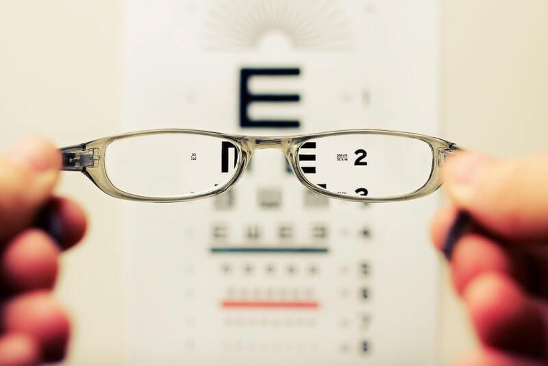 examen ocular revision vista niños