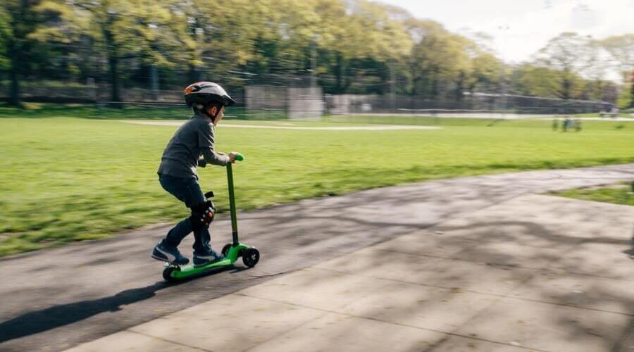 como elegir un patinete electrico para niños