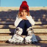 Tipos de patines para niños y niñas. Beneficios del patinaje.