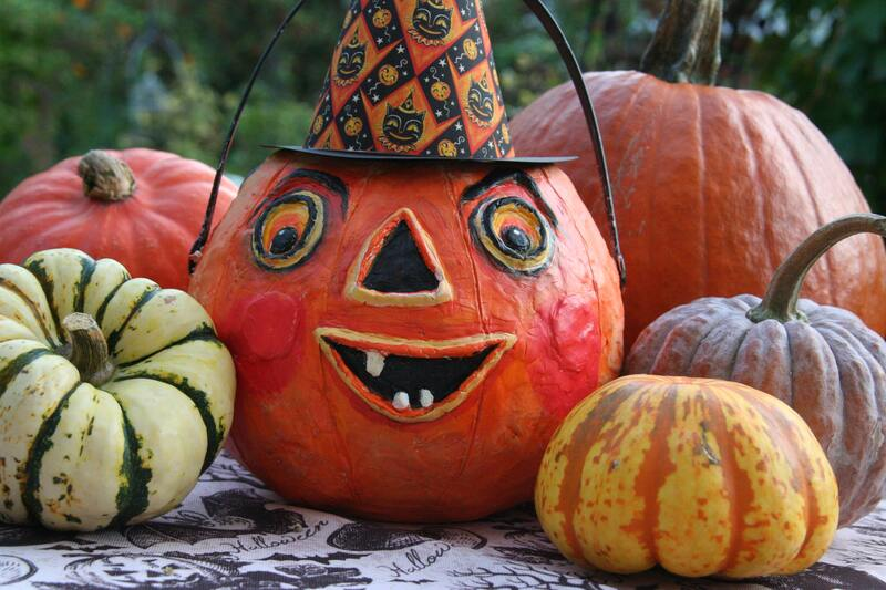 calabazas disfrazadas para halloween